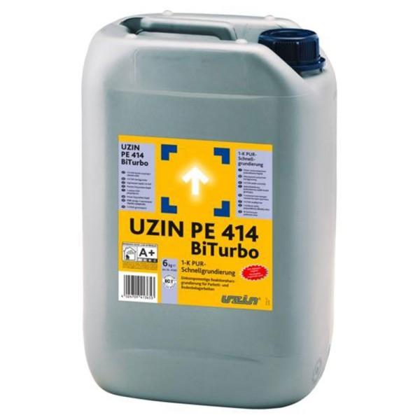 UZIN PE 414 BiTurbo 1-K PUR-Schnellgrundierung 6kg auf Bodenchemie.de