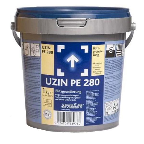 UZIN PE 280 1kg Blitzgrundierung auf Bodenchemie.de
