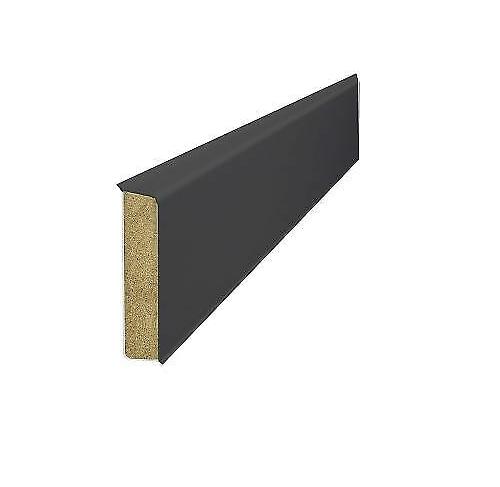 Sockelleiste Döllken Cubu flex life 60 anthrazit 60x12.6mm auf DeinBoden24.de