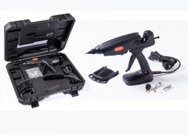 Heißklebepistole Profi 600 Watt 18mm Sticks zum Heißkleben von Bolta & Döllken Sockelleisten