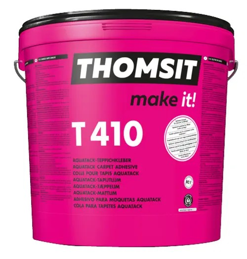 Thomsit PCI T 410 AQUATACK Teppichkleber 15kg