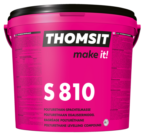 Thomsit PCI S 810 Polyurethan-Spachtelmasse 10kg