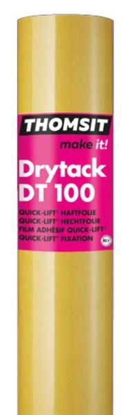 Thomsit PCI Drytack DT 100 Quick-Lift® Haftfolie für Teppich und PVC 20m²