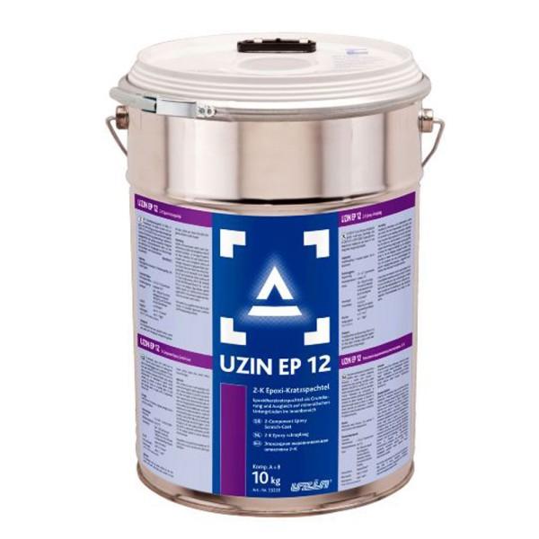UZIN EP 12 2-K Epoxi-Kratzspachtel auf Bodenchemie.de