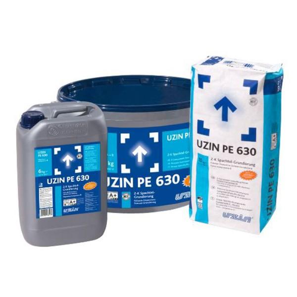 UZIN PE 630 2-K Spachtel-Grundierung auf Bodenchemie.de