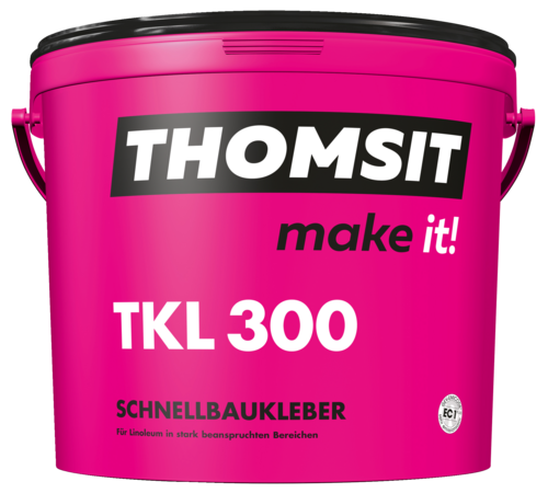Thomsit PCI TKL 300 Schnell-Baukleber für Linoleum 13kg