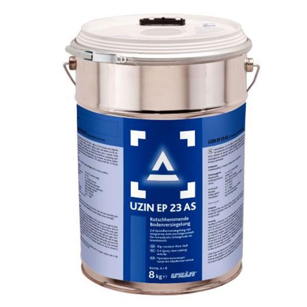 UZIN EP 23 AS Epoxidharzversiegelung mit integrierter Antirutscheigenschaft auf Bodenchemie.de
