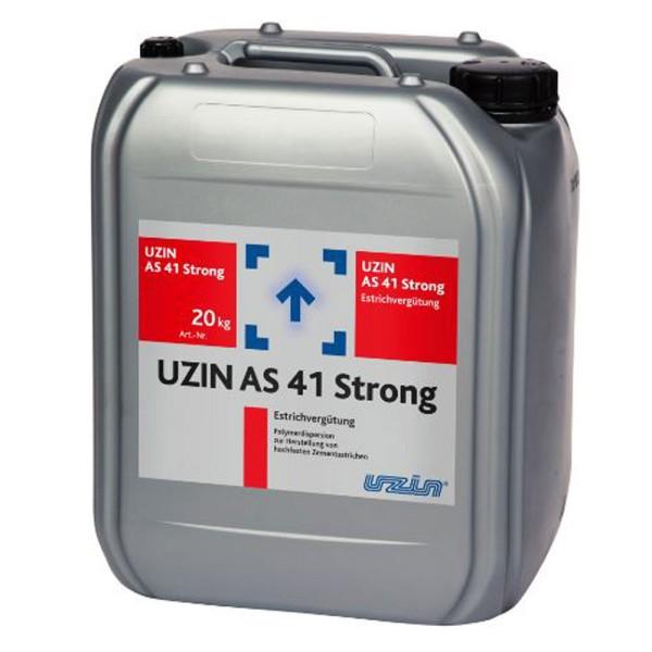 UZIN AS 41 Strong Estrichvergütung auf Bodenchemie.de