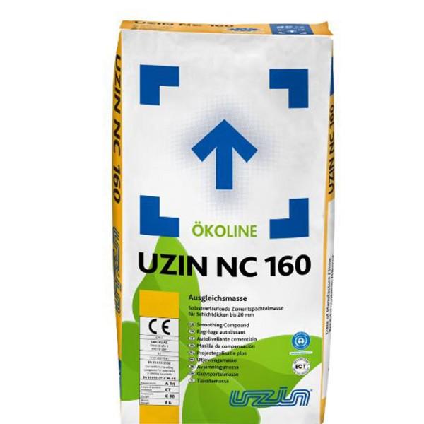 UZIN NC 160 Selbstverlaufende Zementspachtelmasse auf Bodenchemie.de