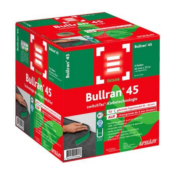 Uzin Bullran 45 Gekettelte Teppichsockel sicher kleben auf Bodenchemie.de