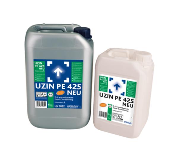 UZIN PE 425 NEU 2-K Wasserbasierte Epoxi-Grundierung 9kg günstig online kaufen bei DeinBoden24.de