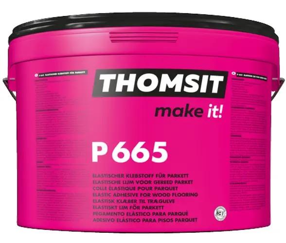 Thomsit PCI P 665 Elastischer Klebstoff für Parkett 16kg