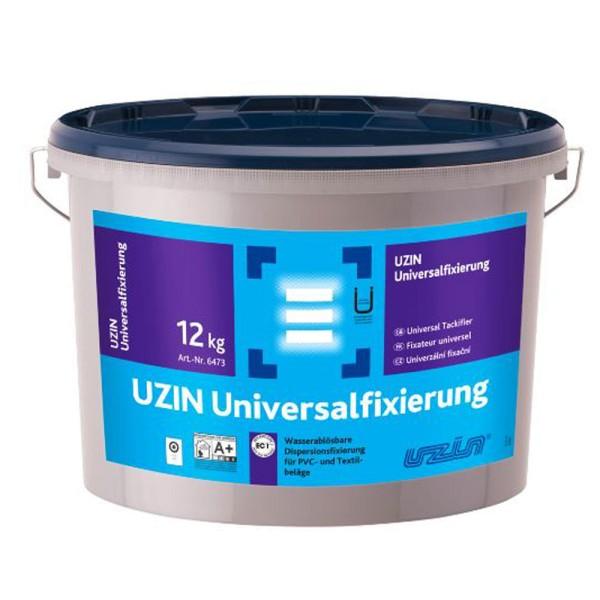 UZIN Universalfixierung 12kg wasserablösbare Dispersionsfixierung für PVC- und Textilbeläge auf Bodenchemie.de