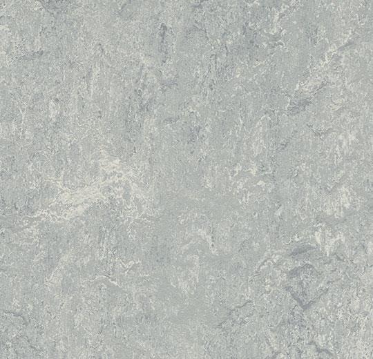Linoleum Forbo Marmoleum Real 2.5mm - Farbe: 2621 dove grey auf DeinBoden24.de