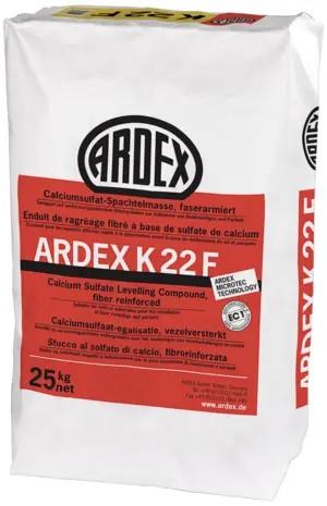 ARDEX K 22 F Calciumsulfat Spachtelmasse faserarmiert 25kg