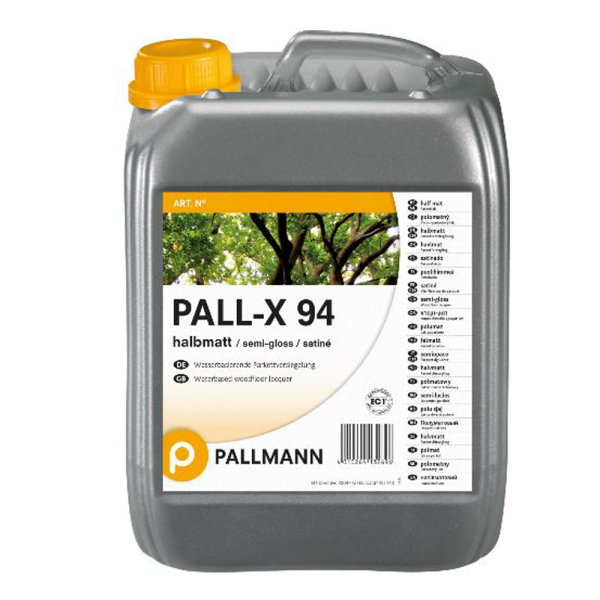 Pallmann PALL-X 94 halbmatt 1K-Parkettversiegelung 1L auf DeinBoden24.de