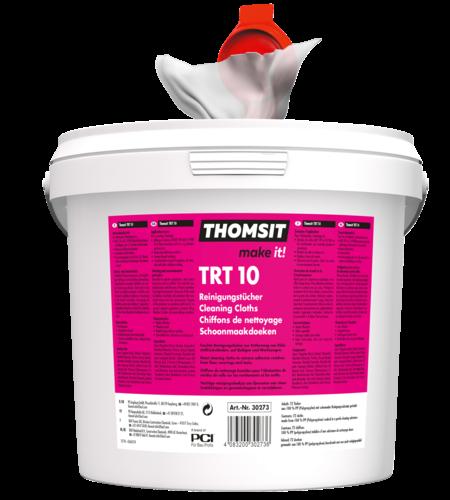 Thomsit PCI TRT10 Reinigungstücher 72St.