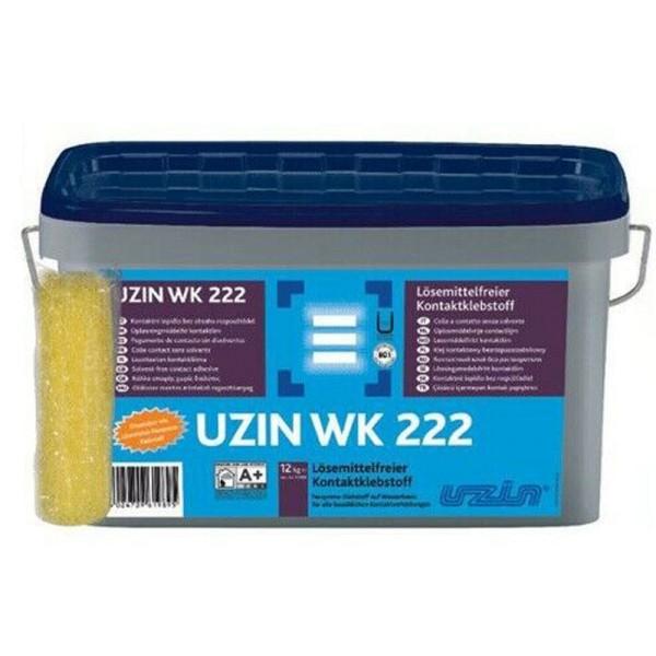UZIN WK 222 Lösemittelfreier Kontaktklebstoff 12kg auf Bodenchemie.de