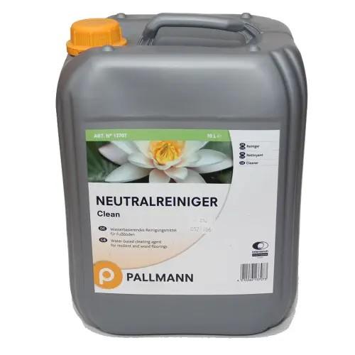 Pallmann Neutralreiniger CLEAN 10 Liter auf Deinboden24.de