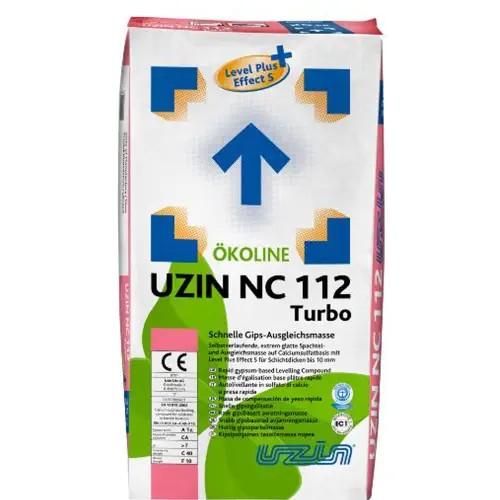 UZIN NC 112 Turbo Gips-Schnellnivelliermasse
