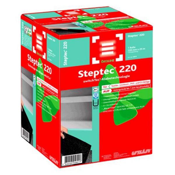 Uzin switchtec StepTec 220 Spezial Trockenklebesystem für den Treppenbereich auf Bodenchemie.de