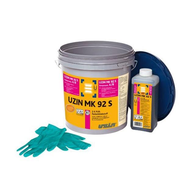 UZIN MK 92 S 2-K PUR-Parkettklebstoff auf Bodenchemie.de
