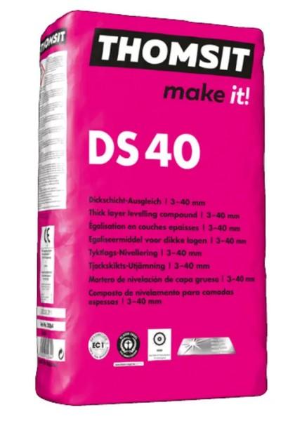 Thomsit PCI DS 40 Dickschicht-Ausgleich 25kg