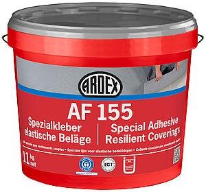 ARDEX AF 155 Spezialkleber für elastische Wand und Bodenbeläge 11kg
