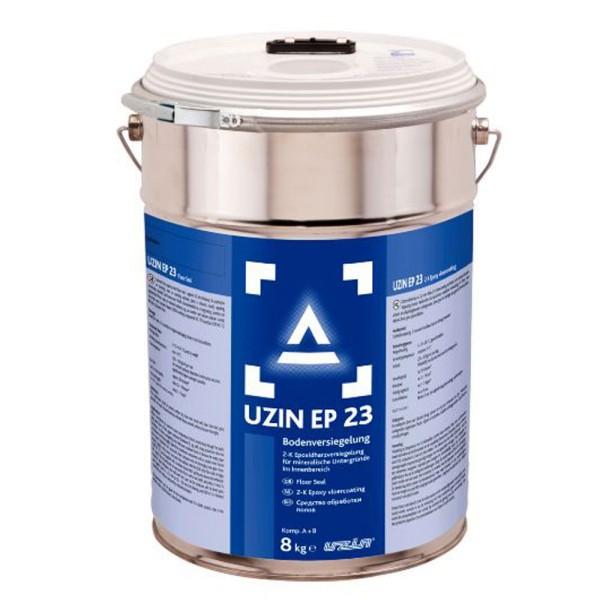 UZIN EP 23 betongrau Epoxidharzversiegelung für mineralische Untergründe im Innenbereich auf Bodenchemie.de