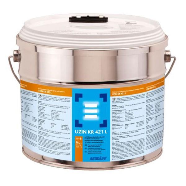 UZIN KR 421 L 2-K Epoxi-Klebstoff leitfähig auf Bodenchemie.de