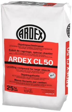ARDEX CL 50 Objektspachtelmasse 25kg