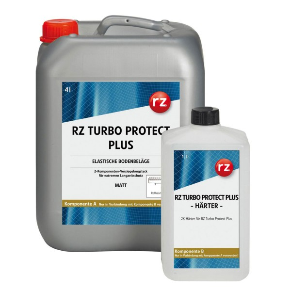 RZ Turbo Protect Plus matt 5 Liter auf DeinBoden24.de