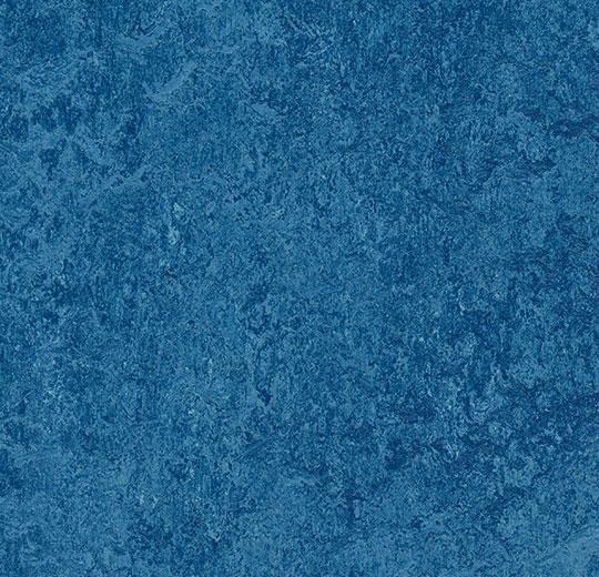 Linoleum Forbo Marmoleum Real 2.5mm - Farbe: 3030 blue auf DeinBoden24.de