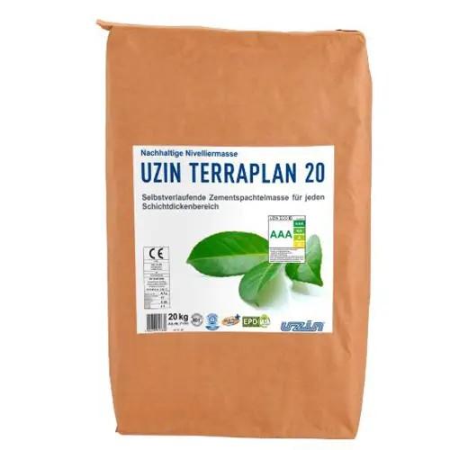 UZIN TERRAPLAN 20 Nachhaltige Nivelliermasse